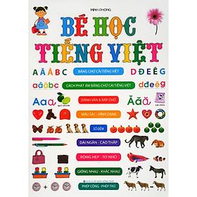 Bé Học Tiếng Việt