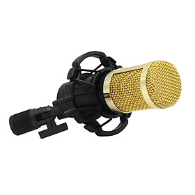 BM800 Condenser Microphone Portable High Sensitivity Low Noise Mic Kit for Computer Mobile Phone Studio Live Stream