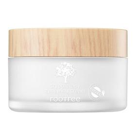 Kem dưỡng ẩm, làm dịu và cải thiện làn da xỉn màu Rootree Cryptherapy Renewing Cream 50g