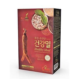 Bột ngũ cốc Hàn Quốc N-Choice Hồng Sâm 300g - hộp 10 gói x 30g/gói