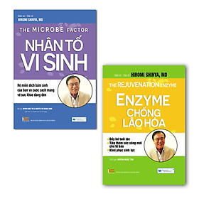 Combo Nhân Tố Vi Sinh + Enzyme Chống Lão Hoá