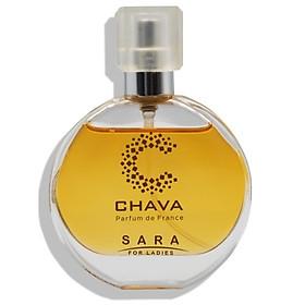 NƯỚC HOA NỮ CHAVA SARA 25ml dạng xịt
