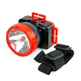 Đèn pin sạc pha đội đầu đi xe đạp ban đêm, đèn soi lấy ráy tai, dã ngoại