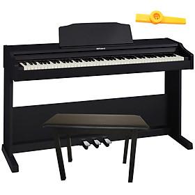 Đàn Piano Điện Roland RP102 (Digital Piano RP-102) - Kèm Ghế Piano và Kèn Kazoo DreamMaker