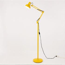 Đèn đọc sách chống cận - đèn sàn - đèn cây đứng - đèn đa năng xoay 360 độ LYN