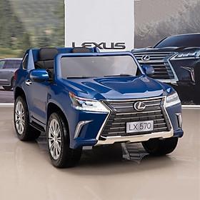 Xe Ô tô điện trẻ em LEXUS bản quyền LX570 - Xe điện cho bé