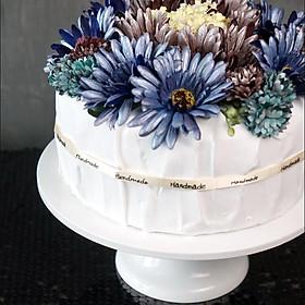 Fondant Cake Stand Wedding Tool Hiển Thị Phụ Kiện Cho Bữa Tiệc 12 Inch