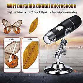 Kính hiển vi điện tử 1000X W04 Wifi Không Dây