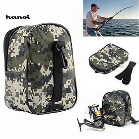 Túi đeo hông đựng dụng cụ câu cá tiện lợi
