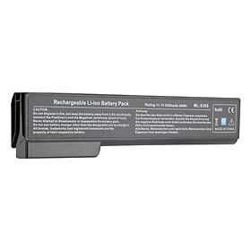 Pin Dành Cho Laptop HP Elitebook 8460P, 8460W, 8470W, 8570P, ProBook 6360B, 6460B, 6465B - Hàng Nhập Khẩu