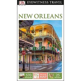 DK Eyewitness Travel Guide New Orleans