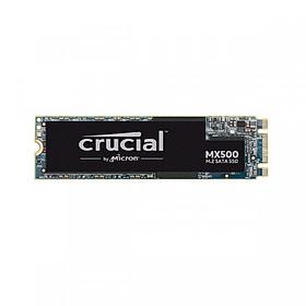 Ổ cứng gắn trong SSD Crucial MX500 500GB M.2 Sata III CT500MX500SSD4 - Hàng Nhập Khẩu
