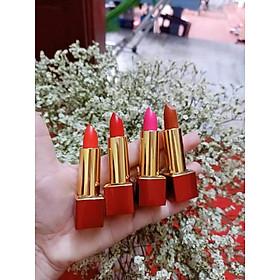Combo trang điểm Daily Beauty gồm Phấn nước CC Cushion + 4 thỏi son lì Re:Excell Lipstick + kem nền BB cream R&B Việt Nam nhập khẩu chính ngạch Hàn Quốc-8