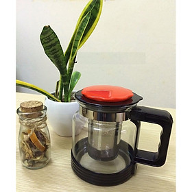 Ấm pha trà Glass TeaPot cao cấp 750ml