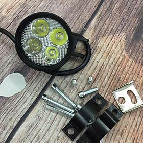 Đèn Led trợ sáng L4 ngắn dành cho xe máy siêu sáng