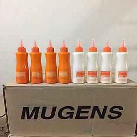 Uốn thảo dược đa năng uốn nóng và uốn lạnh Mugens Enzyme Multi Texture Perm 2 x150ml