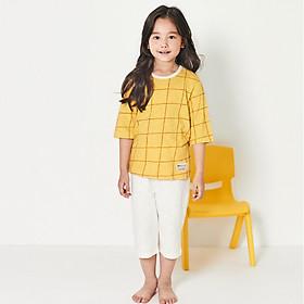 Bộ đồ lửng mùa hè cho bé gái Unifriend Hàn Quốc UNI0734