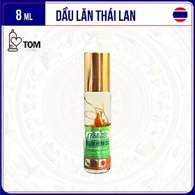 [Chai 8ml] Dầu lăn sâm thảo dược Green Herb Oil