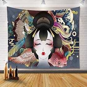 Tranh Vải Thảm Treo Tường Decor Phòng Hot Nhất Những Bản Đẹp Thú Vị Đặc Sắc ( Tặng đèn led 7m và phụ kiện)
