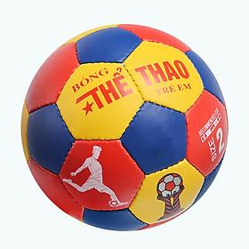 Bóng đá trẻ em banh đá cao cấp số 2