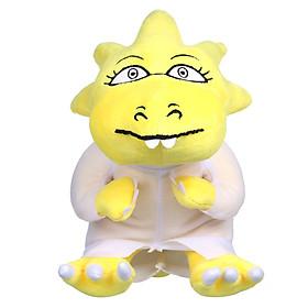 Undertale Plush Toys Alphys AsrielDreemurr Napstablook Nightmare Sans Figure Children Gift