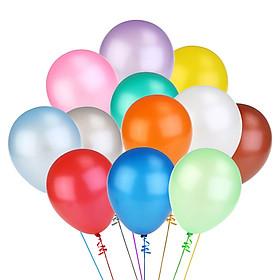 100 bong bóng nghệ thuật loại tròn - Nhiều Màu