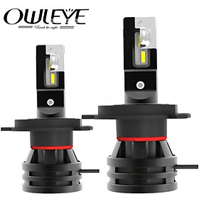 Đèn led xe máy Mắt Cú Owleye M502 chính hãng siêu sáng