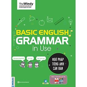 Ngữ pháp tiếng Anh căn bản-Mcbooks