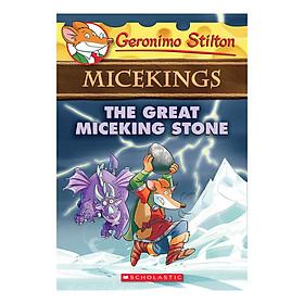 Geronimo Stilton MicekinGeronimo Stilton 08: The Great Miceking Stone