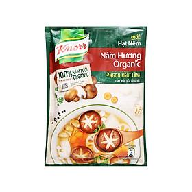 [Chỉ Giao HCM] - KNORR hạt nêm nấm hương organic - gói 170gr