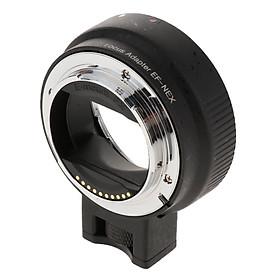 Tự Động Lấy Nét Adapter dành cho ỐNG KÍNH Canon EF Ống Kính Sony NEX Full Khung Máy Ảnh ngàm E