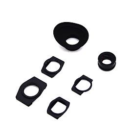 1.3x Zoom Magnifier Eyepiece Eyecup Viewfinder for Canon Nikon Pentax Olympus Sony Fujifim Samsung Sigma Minoltaz DSLR Cameras