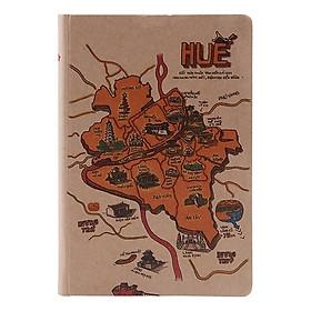 Sổ Tay Phố Thị Du Ký (S) (11x16.7cm) - Mẫu 3 - Huế