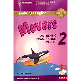 Cambridge English Movers 2 for Revised Exam From 2018 Student's Book