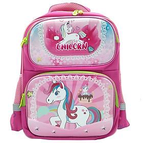 Balo Học Sinh HS20 G5 - Hình Unicorn
