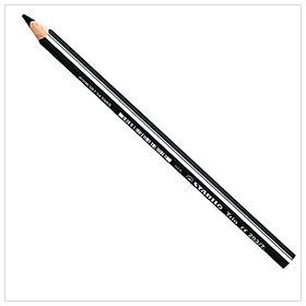 Bút Chì Màu Stabilo Trio Thick CL203-750 - Màu Đen