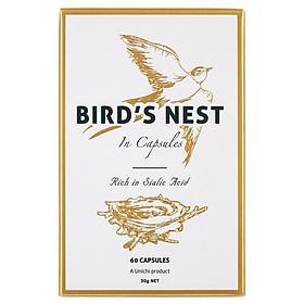 Viên uống chiết xuất từ Yến sào Unichi Birds Nest 60 viên - Nhập Khẩu Úc