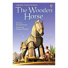 Sách thiếu nhi tiếng Anh - Usborne Young Reading Series One: The Wooden Horse