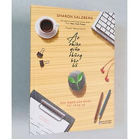 Sách kỹ năng sống: An Nhiên Giữa Những Bộn Bề - Sức Mạnh Của Thiền Nơi Công Sở