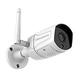 Camera Ip Wifi SmaHome S1 ngoài trời chính hãng cao cấp