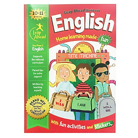 Leap Ahead: 10-11 Years English