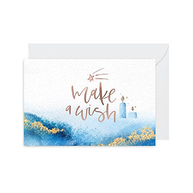 Thiệp chúc mừng sinh nhật Birthday - Make a Wish Fairy Corner
