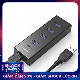 Bộ Chia Kingshare HUB USB 3.0 (4 cổng USB) - Hàng Nhập Khẩu