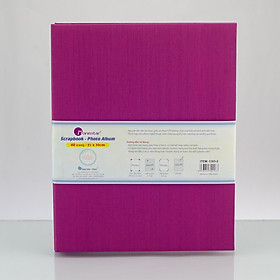 Scrapbook Monestar 21x30cm/40 trang - CSO2