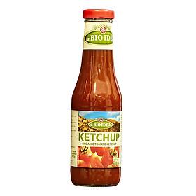 Tương Cà Chua Ketchup Hữu Cơ Bio Idea 480g