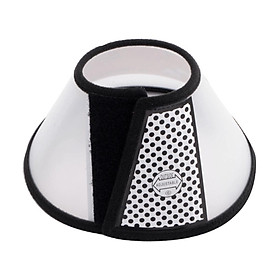 Soft Pet Recovery Collar for Surgery or Wound Healing Pet Breathable Collar Latest Upgrade Pet Protective Collar with