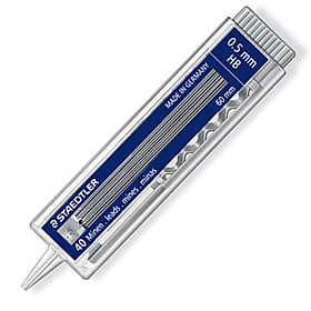 Staedtler 25505-2B lead automatic pencil lead (40 packs / 1 case) 0.5mm