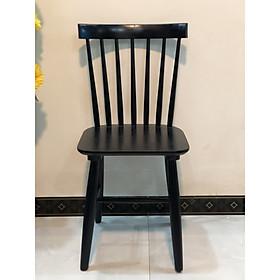 Ghế gỗ ngồi làm việc, ghế phòng ăn gỗ tự nhiên VIMOS