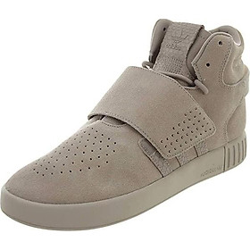 adidas Tubular Invader Strap Mens Style: BY3633-Grey/Wht Size: 5.5