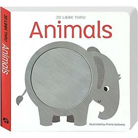 Sách: 3D Look Thre Animals